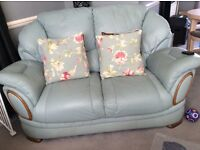 Reduced for quick sale.Lovely 3 piece leather suite
