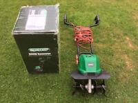 Qualcast Electric Rotavator 800W.