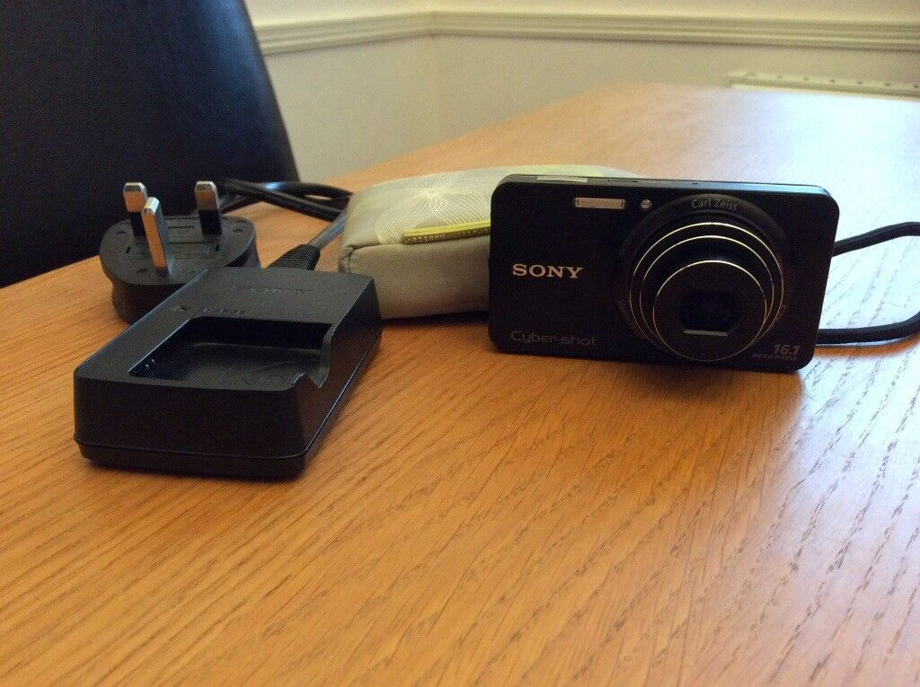 Sony Cyber-shot 16.1 mega pixel camera