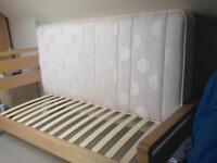 2 matching single beds