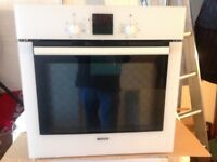 Bosch multifunction single oven