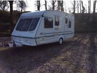 Swift Accord 450, Lightweight Caravan, 5 Berth, 1998