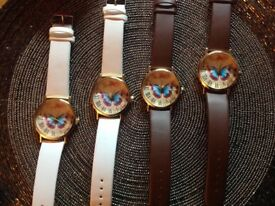 4 lovely new watches