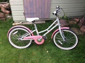 "Girl's bike - Pendleton Hanberry 20"" wheel, good condition"