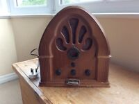 Old Style Randix Collectors Edition Radio / Cassette Player