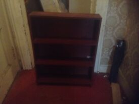 Small set of shelves,£15.00
