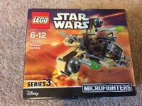 Lego Star Wars Microfighter 75129 Wookie Gunship