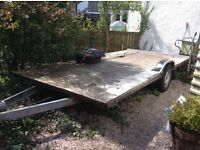 Trailer 13 ft x 6 ft for sale