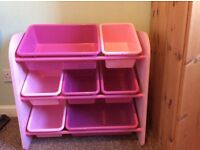 Toy storage good condition