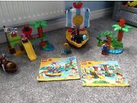Jake & the Neverland Pirates duplo Lego