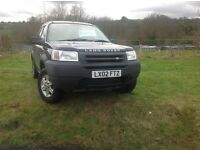 Freelander td4 new mot Dec 2017 had new clutch few weeks ago.3 month warranty