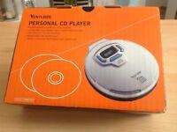 Venturer Personal CD Player