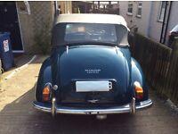 Morris Minor Convertible 1957