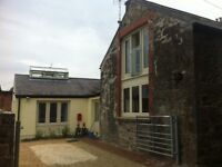 TENBY AREA Converted 240year old school Annex.