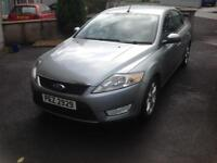 Ford Mondeo late 2007 (not fiesta, golf, bora)