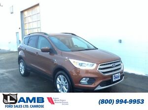 2017 Ford Escape 4WD SE 201A 1.5L Ecoboost SYNC 3 Power Liftgate