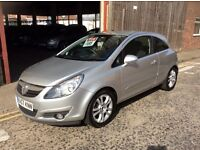 CORSA SXI 1.2CC 2007 57 PLATE NEW CAM CHAIN ECONOMICAL £1595 MAY PX