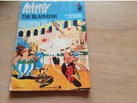 Offers for old/antique 'Asterix the Gladiator' book.