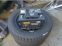 Halfords car battery hb065