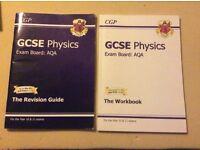 GCSE Physics Books.