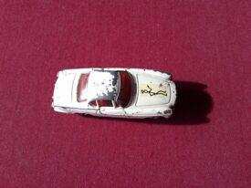 The Saint Corgi Volvo P.1800 Toy Car