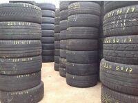 Wholesale used Winter tyres / part worn tyres/ 4/6mm/ unit 90 fleet road ig117bg barking London