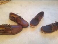 Men's moccasins size 11