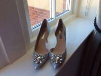 Diamanté Wedding shoes