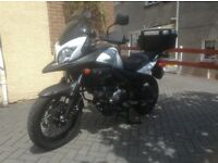 As New Condition Suzuki DL650XT VSTROM