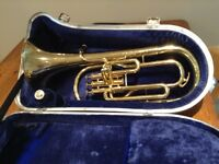 B and H 400 Tenor Horn
