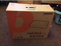 Plustek Optic Book 3800 Scanner, Never Been Out Of Box