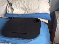 Laptop beanie table