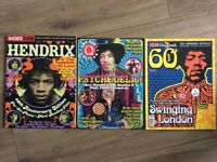 Assorted Q, NME, Mojo, Uncut, Classic Rock magazines.