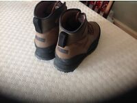 Wader boots.