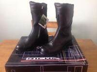 Brand new pair of ladies Richa 'sunshine' motorcycle boots in a size 6