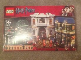 Harry Potter, diagon alley Lego 10217