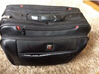 Laptop/overnight case and shoulder bag (Swiss gear by Wenger)