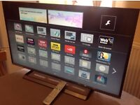 PANASONIC 40 inch FHD Smart LED TV-40DS500B,built-in Freeview HD, Good Condition