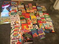 Fantastic selection of reading and learning books