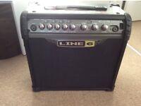 Line 6 Spider Guitar Amp For Sale.