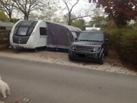 2014 Sterling Eccles Quartz SE Caravan