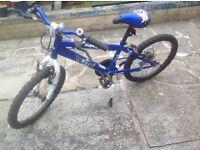 "Flite Maniac junior boys/girls mountain bike 20"" wheel, 6 gears"