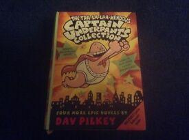 Captain Underpants Book Set