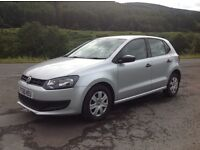 VOLKSWAGEN POLO 1.2 5 DOOR 28000 MLS. EXCELLENT CAR MOT