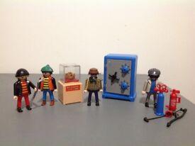 Playmobil baddies