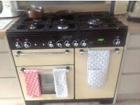STILL IN BOX BRAND NEW Range master Kitchener 1000 range cooker