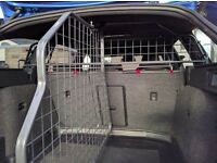 Skoda Octavia Estate Mk3 Dog Guard & Divider
