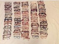 Glasses mixed