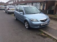 Mazda 2 1.4 petrol AUTOMATIC, 1 year MOT, EXCELLENT DRIVE