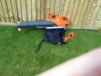 Flymo Sirocco 3000w Leaf Blower, Vacuum & Shredder in good clean condition